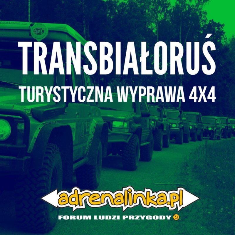 TransBiałoruś - turystyczna wyprawa 4x4