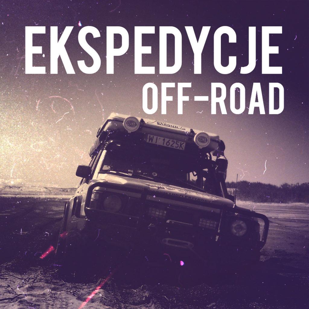 Ekspedycje Off-Road