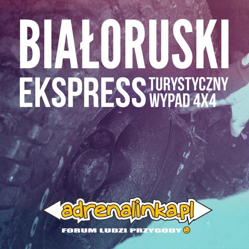Białoruś express 4x4