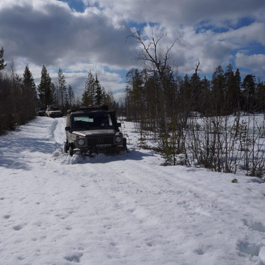 Karelia4x4 zima