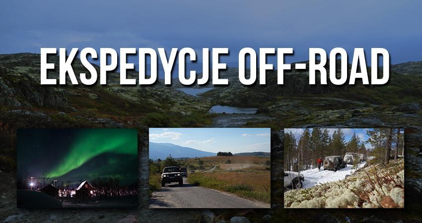ekspedycje off-road 4x4